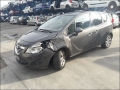 Voiture accidentée : OPEL MERIVA