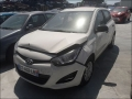 Voiture accidentée : HYUNDAI I20