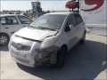 Voiture accidentée : TOYOTA YARIS