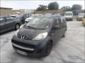 Voiture accidentée : PEUGEOT 107
