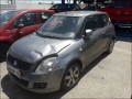 Voiture accidentée : SUZUKI SWIFT