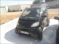 Voiture accidentée : SMART FORTWO