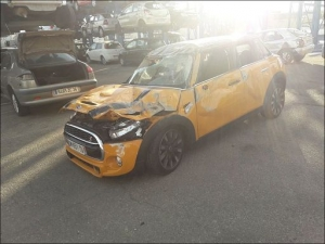 Voiture accidentée : MINI MINI