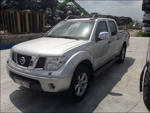 Voiture accidentée : NISSAN NAVARA