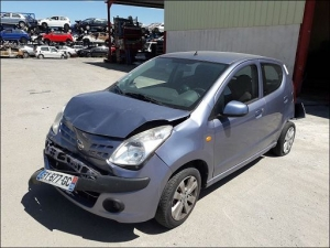 Voiture accidentée : NISSAN PIXO