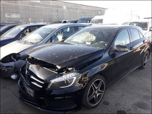 MERCEDES CLASSE A160 CDI FASCINATION