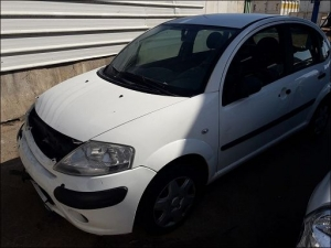 Voiture accidentée : CITROEN C3