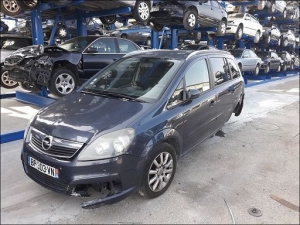 Voiture accidentée : OPEL ZAFIRA