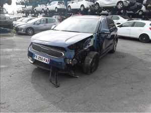 Voiture accidentée : KIA NIRO