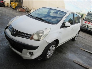 NISSAN NOTE 1.5 DCI 86 CH