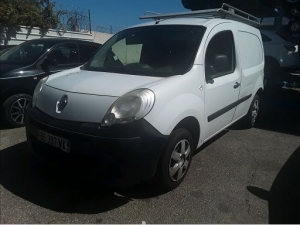 Voiture accidentée : RENAULT GRAND KANGOO