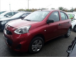 NISSAN MICRA IV 1.2 VISIA PACK