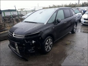 Voiture accidentée : CITROEN GRAND C4
