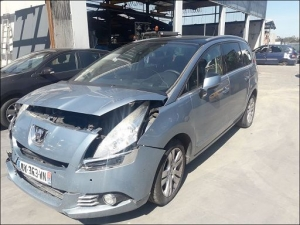 Voiture accidentée : PEUGEOT 5008