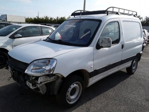 Voiture accidentée : CITROEN BERLINGO