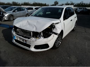 Voiture accidentée : PEUGEOT 308