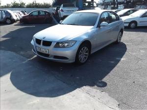 Voiture accidentée : BMW 318D