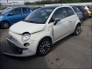 Voiture accidentée : FIAT 500