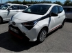 Voiture accidentée : TOYOTA AYGO