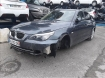 Voiture accidentée : BMW 530D